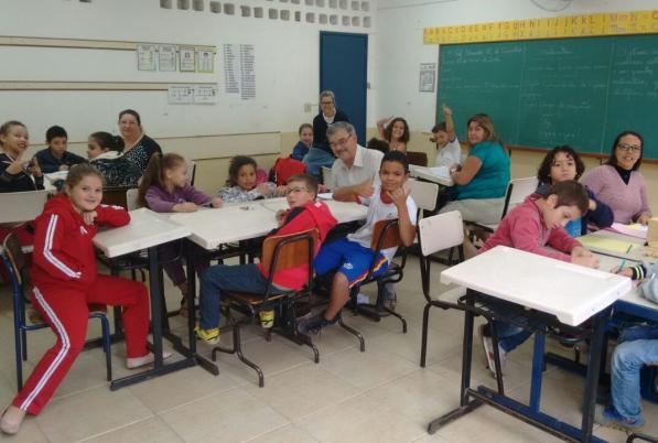 Grupos interativos e melhora dos índices educacionais