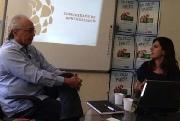 Comunidade de Aprendizagem no Pará