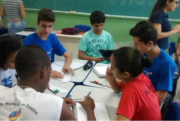 O trabalho de seis municípios com Grupos Interativos nas aulas de Matemática