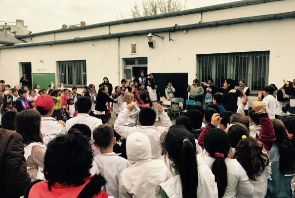 Uma escola como Comunidade de Aprendizagem: o processo de transformação