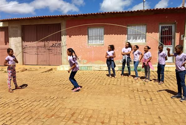 A experiência de Comunidade de Aprendizagem em uma escola quilombola