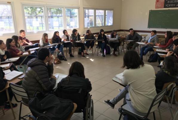 Jornada sobre Comunidades de Aprendizaje en la Universidad Nacional de Rosario
