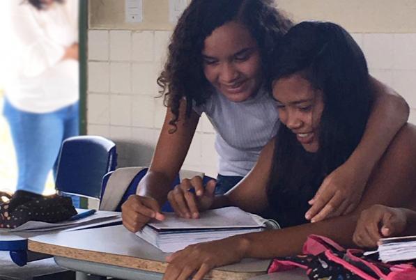 Escola aposta na parceria com a comunidade e melhora desempenho
