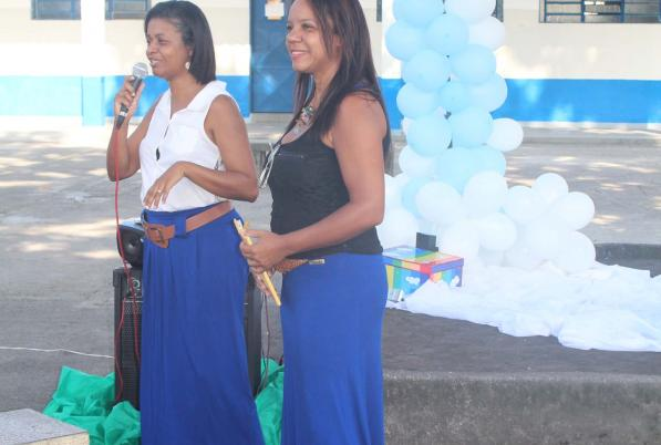 Escola Coelho Neto, do Rio de Janeiro, inicia o processo de transformação em Comunidade de Aprendiza