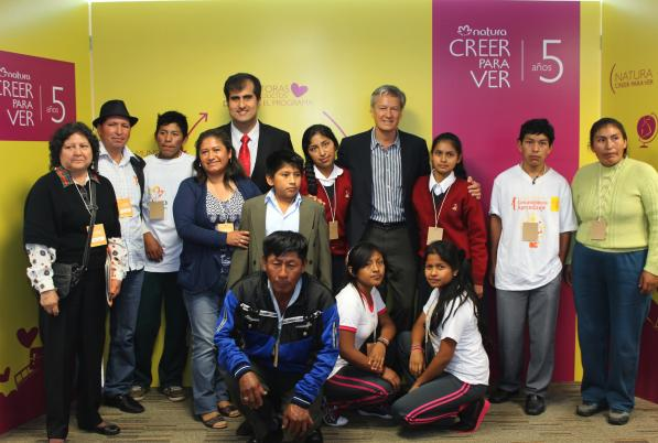 Exitosa semana de Comunidades de Aprendizaje en el Perú