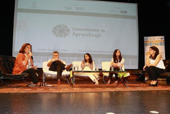 I Foro Internacional Comunidades de Aprendizaje en Chile