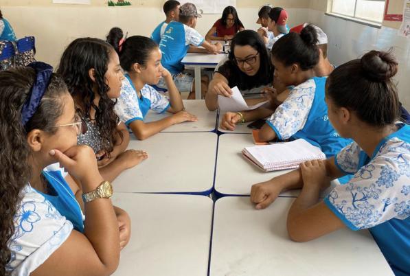 Espírito de colaboração marca início do ano em Comunidade de Aprendizagem