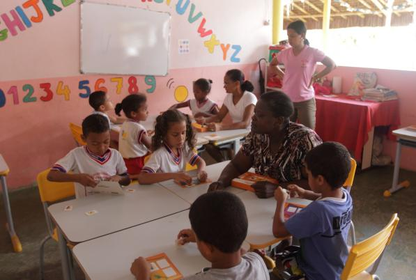 EEI Eva Santos é a primeira Comunidade de Aprendizagem em Educação Infantil do Brasil