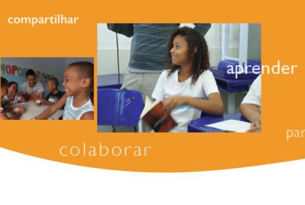 Novo folder de divulgação do Portal Comunidade de Aprendizagem