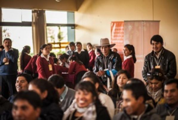 Los Centro Rurales de Formación en Alternancia en el I Foro Regional - Perú