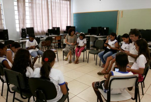 A cuidadosa implementação do projeto em quatro escolas do interior de São Paulo