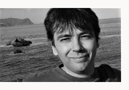 Aitor Gómez, pesquisador do CREA