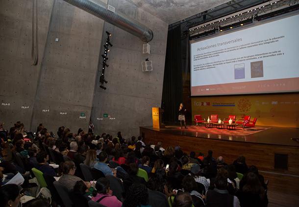 IV Foro Internacional de Comunidades de Aprendizaje, Biblioteca Vasconcelos (Ciudad de México)