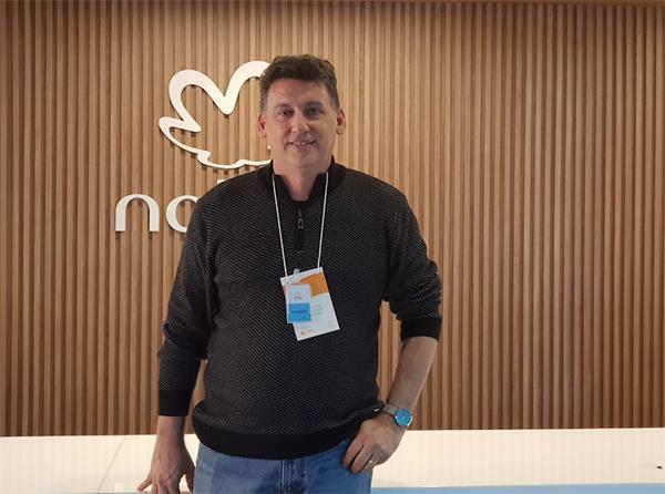 Reginaldo Cavalcante, secretário municipal de Educação de Horizonte (CE)