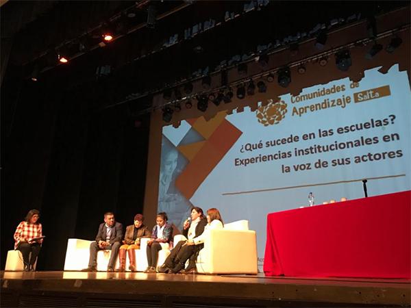 IV Foro Provincial de Comunidades de Aprendizaje (Salta, Argentina)